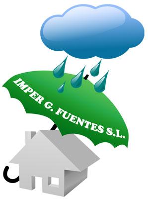 LOGO Impermeabilizaciones G. Fuentes S.L.