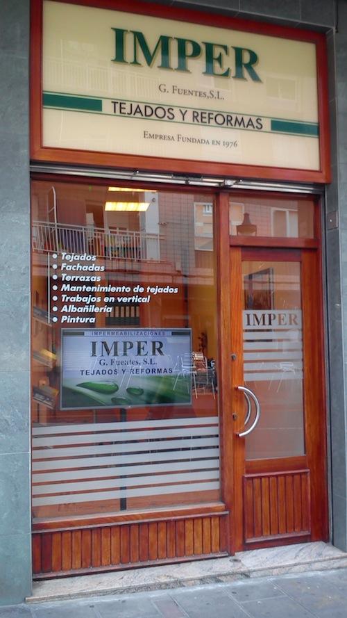 IMPER G Fuentes - Oficina